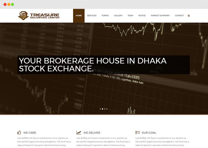 Treasure Securities Limited