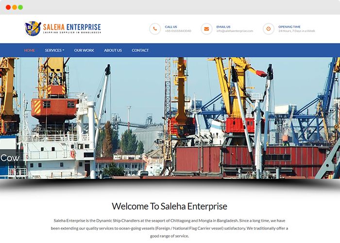 Saleha Enterprise